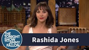 rashida jones knows the key to s hotline bling