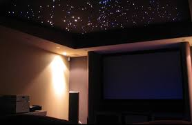 led star lights ceiling star light ceiling and led strips universal home theatre