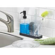Kitchen Sink Soap And Sponge Holder by Kitchen Soap Dispensers