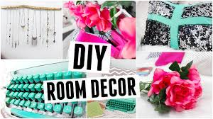 spring decorations for the home diy room decor for spring up cycle household items youtube