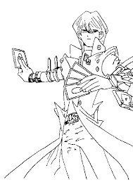 yugioh coloring page free printable yugioh coloring pages for kids