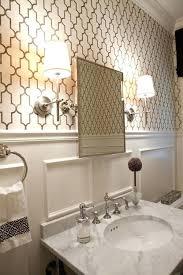 designer bathroom wallpaper bathroom wallpaper ideas brick woven texture wallpaper ideas
