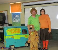 scooby doo and the gang family halloween costume