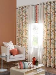 Salmon Colored Shower Curtain Unique Curtains Orange Shower Curtains Walmart For Salmon