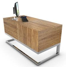 Modern Solid Wood Desk by Nice Interior For Modern Wood Office Furniture 61 Office Style