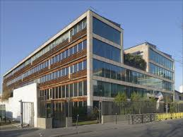 gobain siege l inpi affiche sa façade en verre actif sageglass bâtiment