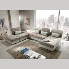 canap cuir et tissu canape cuir et tissus design maison design hosnya com