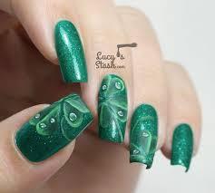 en iyi 17 fikir irish nail designs pinterest u0027te güzel tırnaklar