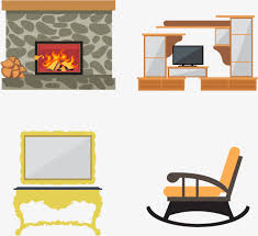 home design premium download modern home design fireplace tv cabinet rocking chair png and