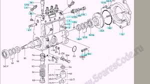 101047 8220 9410610013 fuel injection pump zexel youtube
