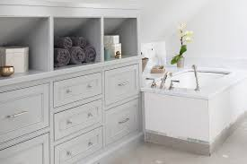 Free Standing Bathroom Vanity by Under Eaves Storage Bathroom Traditional With Vaulted Ceilings