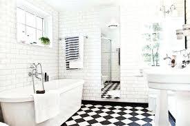 black and white bathroom decorating ideas black and white bathroom ideas masters mind com