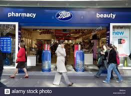 shop boots chemist boots chemist shop front oxford stock photo royalty free