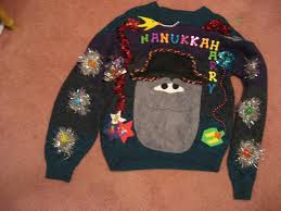light up hanukkah sweater 16 ugly hanukkah sweaters