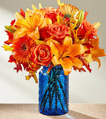 ftd autumn wonders bouquet deluxe fall thanksgiving flowers