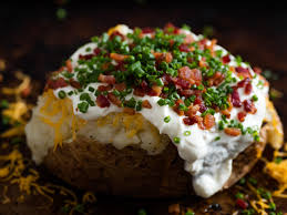 Toppings For A Mashed Potato Bar A Fully Loaded Guide To The Ultimate Baked Potato Serious Eats