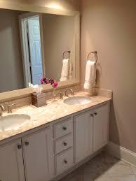 Moen Bathroom Lighting Brushed Nickel Mirror Bathroom Contemporary With Bathroom Lighting