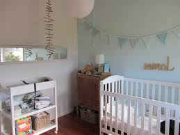 baby nursery room foam single sofa with ottoman white cherry