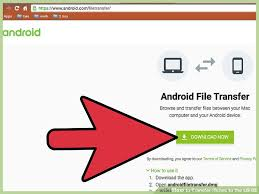 android file transfer dmg 3 ways to transfer itunes to the lg g2 wikihow