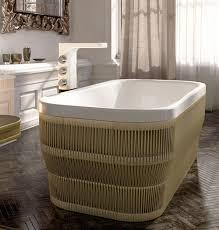 Acrylic Freestanding Bathtub Solid Surface Bathtub Lithocast Freestanding Baths By Kohler