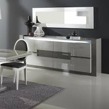 White Gloss Sideboard Cheap Buy Cheap Mirror Sideboard Compare Furniture Prices For Best Uk