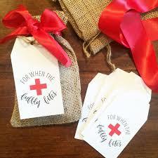 wedding gift kits best 25 honeymoon survival kits ideas on bridesmaid