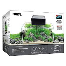 fluval edge 6 gallon aquarium fish starter kits petsmart