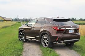 2016 lexus rx vs x5 2016 lexus rx 350 awd review u2013 tradition in disguise the truth
