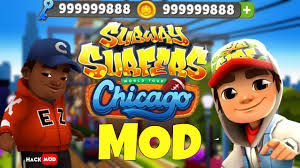 subway surfers modded apk subway surfers chicago mod apk 1 82 0