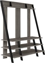 Altra Home Decor Altra Furniture Ladder Style Home Entertainment Center By Oj