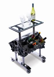 Home Decor Auction Car Engine Wine Counter For The Mechanic Home Decor Pinterest