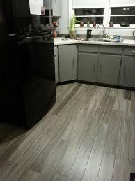 Resilient Vinyl Flooring Allure Vinyl Flooring Cleaning Allure Plus 5 In X 36 In Grey