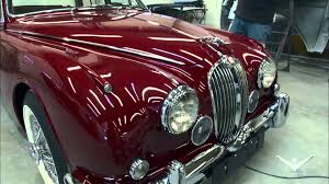 antique jaguar 1962 jaguar mark 2 chasing classic cars youtube