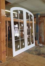 Interior French Doors With Transom - s in white full glass back choice image interior full upvc grey