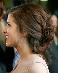 cute fast updo hairstyles quick side updo for prom or weddings d