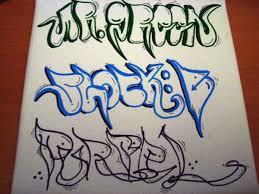 60 swanky graffiti alphabet collection slodive