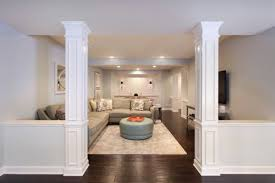 Kitchen Half Wall Ideas Kitchen Half Wall Ideas New Basement Half Walls And Design Columns