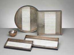 Handmade Bathroom Accessories by Luxury Serving Trays High Quality Lacquer Trays Handmade In