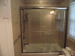 Bathroom Shower Doors Home Depot Frameless Shower Door Present Time Designs Farmhouse Design And