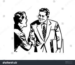 vintage martini clipart men shaking hands retro clip art stock vector 58337257 shutterstock