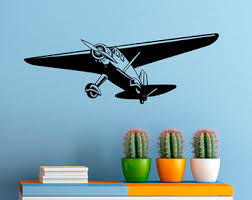 Aviation Home Decor Air Force Plane Etsy