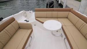boat tables for cockpit playing sea ray sdx 270 ob 2015 chaparral powered by