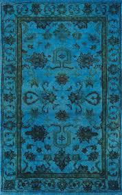 Blue Wool Rug Rug Wool Uk Roselawnlutheran