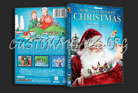 the they saved christmas dvd how the toys saved christmas dvd cover dvd covers labels by