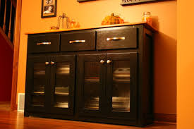 Kitchen Buffet Cabinets by Sideboards Amusing Black Kitchen Buffet Black Kitchen Buffet