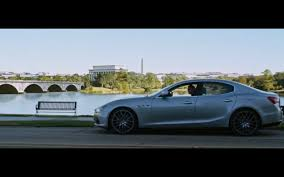 maserati back maserati ghibli u2013 jack reacher never go back 2016 movie scenes