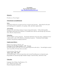 resume template customer service cover letter travel agent resume examples resume examples for cover letter sample resume travel industry template sample industrytravel agent resume examples extra medium size