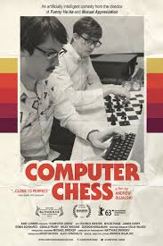 Chess Styles Computer Chess Movie Poster Fonts In Use