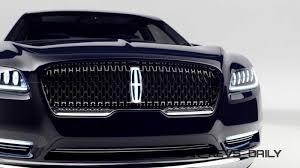 Lincoln Continental Matrix 2015 Lincoln Continental Concept