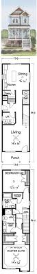 narrow lot house plans best 25 narrow house plans ideas on narrow lot house